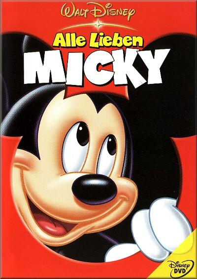 Alle Disney Zeichentrickfilme